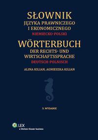 Słownik języka prawniczego i ekonomicznego Niemiec