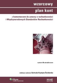 Wzorcowy plan kont z koment. do ustawy o rach. w.3