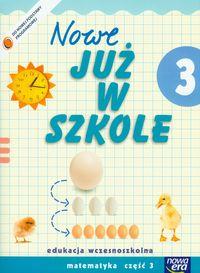 Już W Szkole Nowe 3 Matematyka cz.3 NE