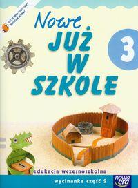 Już W Szkole Nowe 3 Wycinanka cz.2 NE