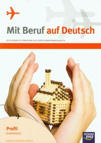 J. Niemiecki Mit Beruf auf Deutsch budowlany