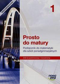 Matematyka LO 1 Prosto do matury Podr ZPR w.2015