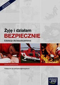 Edukacja dla bez. LO Żyję.. Podr. w.2015 NE