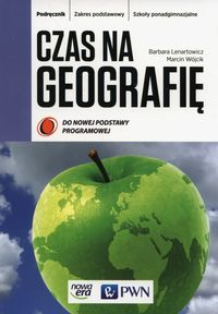 Geografia LO Czas na geografię Podr. ZP NE/PWN