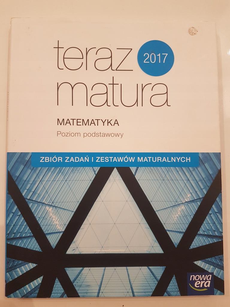 Teraz matura 2018 Matematyka ZP. Zbiór zadań NE