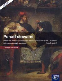 J. Polski LO 2 Ponad słowami cz. 1 ZPiR MATURA ROM