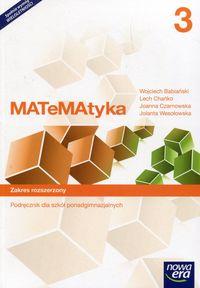 MATeMAtyka LO 3 ZR Podr. w.2017 NE