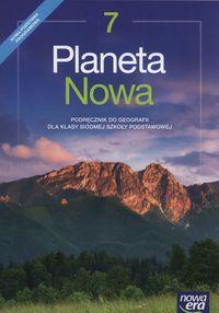 Geografia SP 7 Planeta Nowa Podr. NE