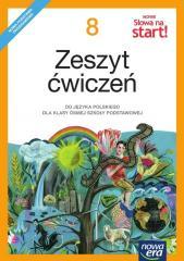 J.Polski SP  8 Nowe Słowa na start! ćw NE