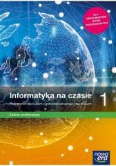 Informatyka LO Na czasie Podr. ZP NE