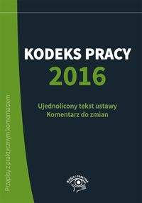 Kodeks pracy 2016