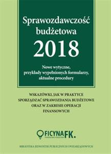 Sprawozdawczość budżetowa 2018
