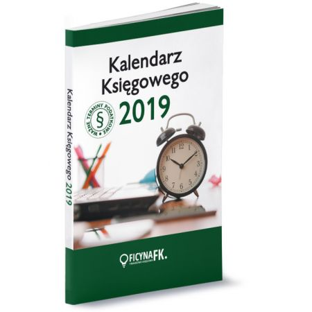Kalendarz Księgowego 2019