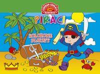 Kolorowe plakaty. Piraci