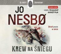 Krew na śniegu. Audiobook