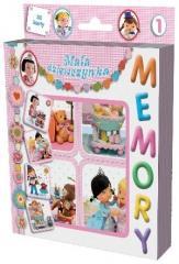 Mała dziewczynka - Memory 1.