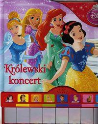 Disney Księżniczka. Królewski koncert