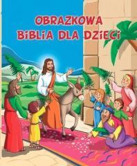Obrazkowa Biblia dla dzieci