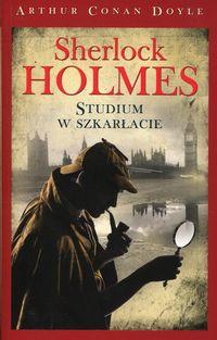 Sherlock Holmes. Studium w szkarłacie BR