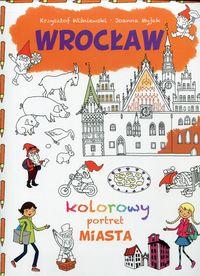 Kolorowy portret miasta. Wrocław