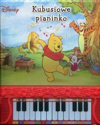 Disney. Kubusiowe pianinko