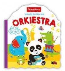 Fisher Price. Orkiestra