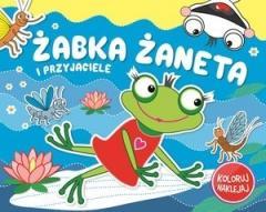 Żabka Żaneta i przyjaciele
