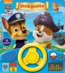 Psi Patrol. Skarb Piratów