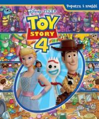 Toy Story 4. Popatrz i znajdź