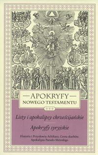Apokryfy NT.Listy i apokalipsy chrześcijańskie w.2