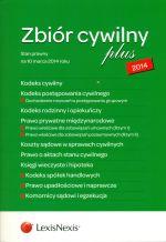 ZBIÓR CYWILNY PLUS 2014 WYD.2