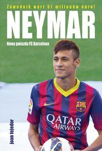 Neymar. Nowa gwiazda FC Barcelona
