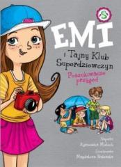 Emi i Tajny Klub Superdziewczyn. Poszukiwacz...