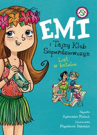 Emi i Tajny Klub Superdziewczyn. List w butelce