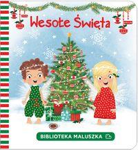 Biblioteka Maluszka.Wesołe Święta