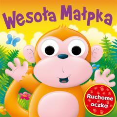 RUCHOME OCZKA Wesoła Małpka