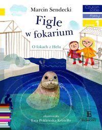 Czytam sobie - Figle w fokarium