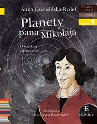 Czytam sobie - Planety pana Mikołaja
