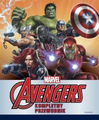 Marvel Avengers. Kompletny przewodnik