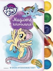 My Little Pony. Magiczne kolorowanie