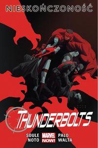 Thunderbolts T.3 Nieskończoność
