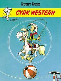 Lucky Luke. Cyrk Western