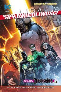 Liga Sprawiedliwości T.7 Wojna Darkseida część 1