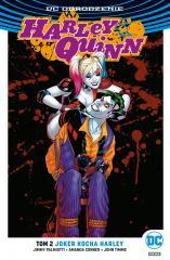 Harley Quinn T.2 Joker kocha Harley