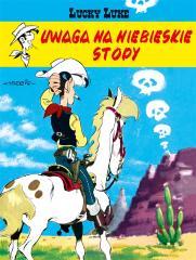Lucky Luke T.10 Uwaga na Niebieskie Stopy