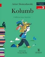 Czytam sobie. Kolumb. Całkiem inna historia