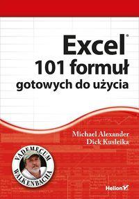 Excel. 101 formuł gotowych do użycia w.2015