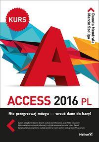 Access 2016 PL. Kurs
