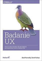 Badanie UX. Praktyczne techniki projektowania...
