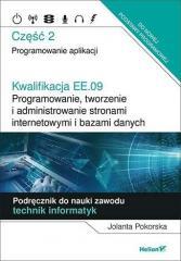 Kwalifikacja EE.09 podręcznik cz.2 HELION